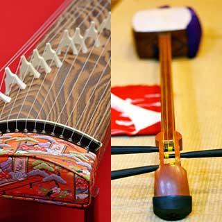 楽器買取、和楽器
