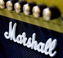 マーシャルギターアンプ買取