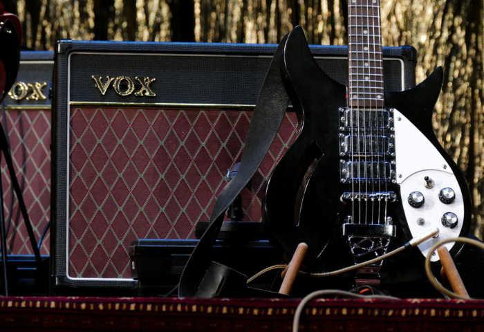 ギターアンプ買取