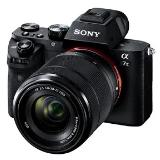 ソニーのデジタル一眼レフカメラ