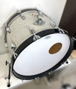 Ludwig ラディック バスドラム