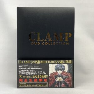 CLAMP DVD COLLECTION