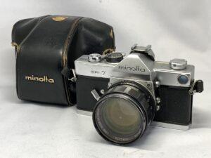 MINOLTA ミノルタ SR-7