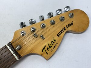 TOKAI トーカイ SILVER STAR