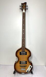 日本製バイオリンベース