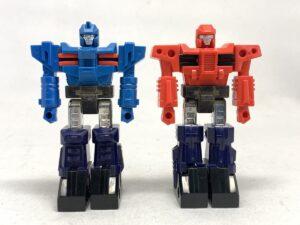ミクロマン ミクロロボット7