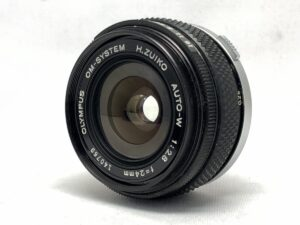 OLYMPUS オリンパス H.ZUIKO AUTO-W 24mm F2.8