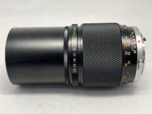 OLYMPUS オリンパス ZUIKO MC AUTO-T 200mm F4