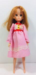 2代目リカちゃん人形