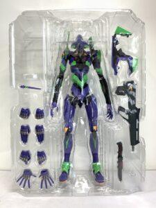 BANDAI DYNACTION 汎用ヒト型決戦兵器 人造人間エヴァンゲリオン初号機