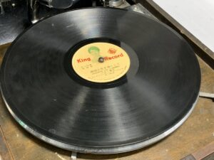 Columbia コロンビア ポータブル蓄音機 Model No.212