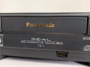 Panasonic パナソニック 3DO REAL FZ-1