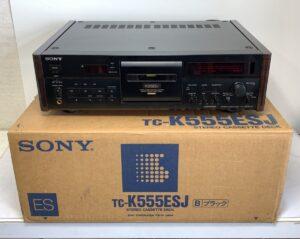 SONY ソニー TC-K555ESJ
