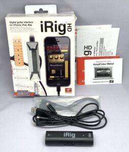 iRig HD ギターアンプ エフェクトシステム