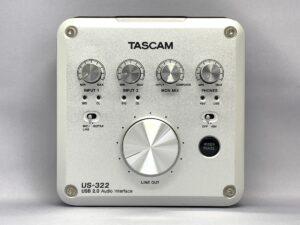 TASCAM タスカム US-322