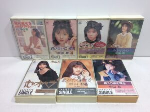 中山忍 カセットテープ