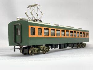 KTM 急行型 モハ164