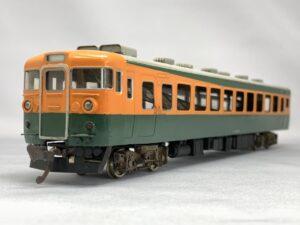 KTM 急行型 クモハ165