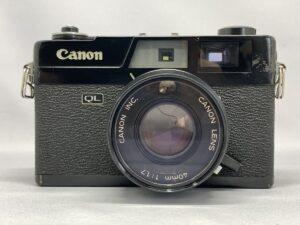 Canon ニューキヤノネット QL17