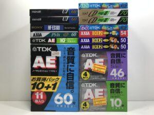 カセットテープ 計31巻セット