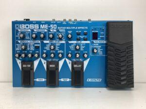 BOSS ボス ME-50 マルチエフェクター