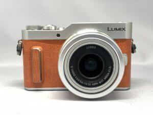 Panasonic パナソニック LUMIX DC-GF10-D オレンジ/G VARIO 12-32mm/F3.5-5.6 シルバー H-FS12032 ズームレンズ