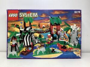 LEGO レゴ 6278 オロンガ島