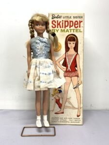 バービー人形 スキッパー