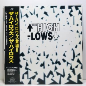 THE HIGH-LOWS / THE HIGH-LOWS / LP