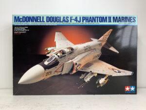 TAMIYA 1/32 マクダネルダグラス F-4J ファントムII マリーン