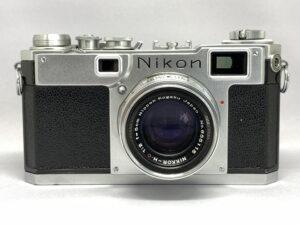 Nikon ニコン S2 前期型