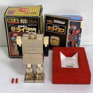 ポピー 超合金 GB-37 クリスタルカット 黄金戦士 ゴールドライタン