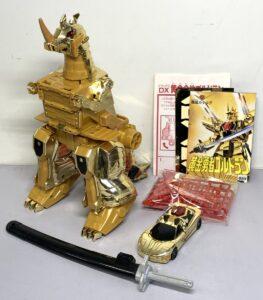 タカラ DX黄金合体ゴルドラン