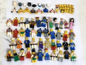 LEGO レゴ ミニフィグ
