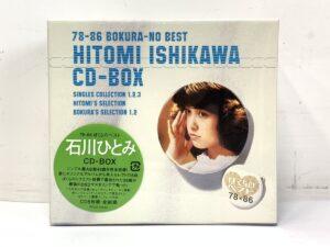 アイドルCD-BOX