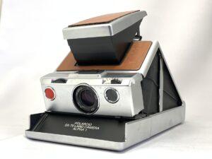 Polaroid ポラロイド SX-70 LAND CAMERA ALPHA 1