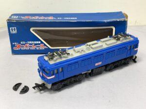 トミー スーパーレール ED-75 電気機関車