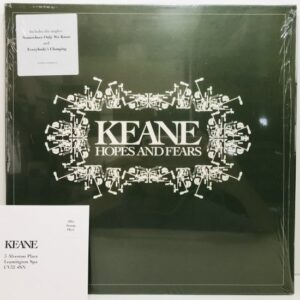 KEANE / HOPES AND FEARS / LP