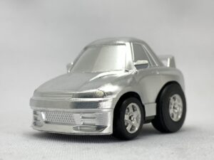 チョロQ 限定品 アルミ削り出し SKILINE GT-R R32
