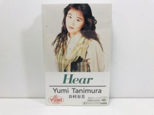 カセットテープ「谷村有美/Hear」