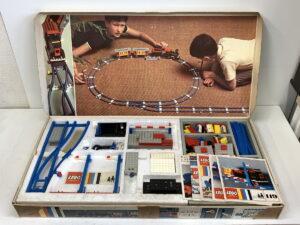 LEGO システム 119 総合汽車セット