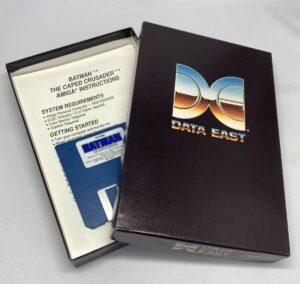 Amiga ゲーム BATMAN: the Caped Crusader